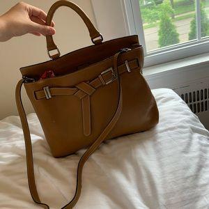 Brown Zara bag